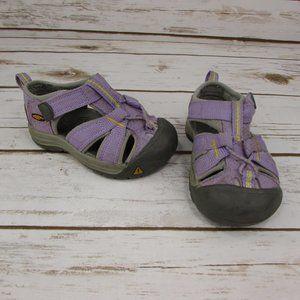 Keen Toddler Girl Size 5 Purple Sandals